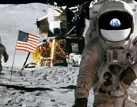 NASA công bố băng ghi âm về cuộc đổ bộ lên Mặt Trăng