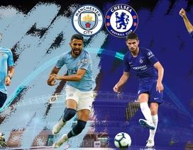 Điểm lại 5 trận gần nhất giữa Man City và Chelsea