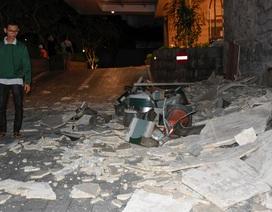 Động đất rung chuyển đảo du lịch Indonesia, ít nhất 82 người chết