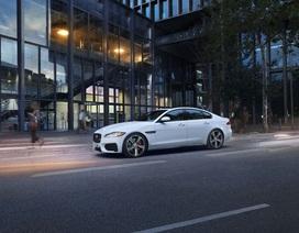 Jaguar XF - Nguyên lý tối giản là sức mạnh