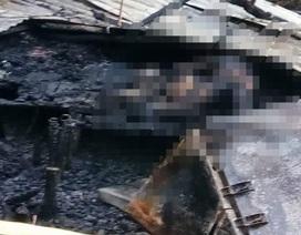 Chồng chém vợ, đốt nhà khiến 3 người thương vong
