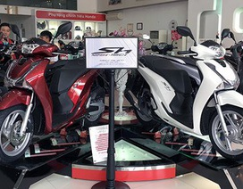 Honda SH giảm kỷ lục, xuống mức thấp hiếm có từ trước đến nay