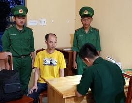 Bắt đối tượng người Trung Quốc trốn nã qua biên giới