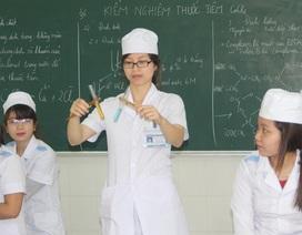 Điểm chuẩn cao nhất vào trường ĐH Y Hà Nội chỉ có 24,75