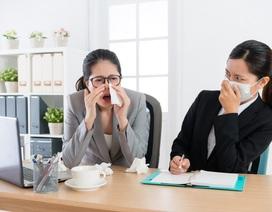 Bỏ quên những thói quen này, cúm A/H1N1 có nguy cơ bùng nổ