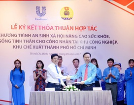Unilever và những cam kết cải thiện cuộc sống của người dân Việt