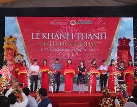 Hơn 300 khách hàng tham dự Lễ khánh thành Shophouse Lê Trọng Tấn