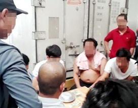 Bán mạng chở hàng sang Trung Quốc: Sa chân vào cạm bẫy