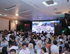 """""""Bùng nổ"""" mở bán dự án TMS Luxury Hotel & Residence Quy Nhơn"""