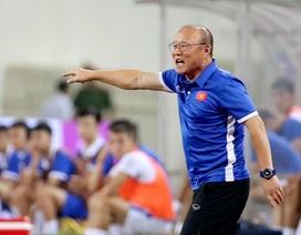 Olympic Việt Nam giấu bài và toan tính của HLV Park Hang Seo