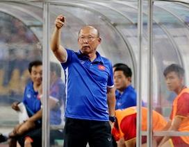 """Vô địch cúp tứ hùng, HLV Park Hang Seo tuyên bố """"sốc"""" trước Asiad 2018"""
