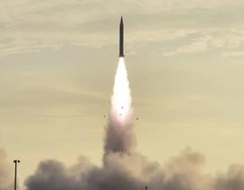 Trung Quốc công bố video thử tên lửa siêu thanh