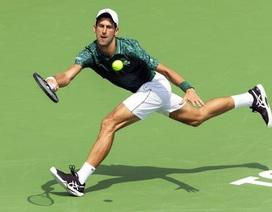 Rogers Cup: Djokovic nhanh chóng vượt qua thử thách đầu tiên