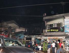 Cháy 3 ngôi nhà ở Đà Lạt, một người bị bỏng nặng