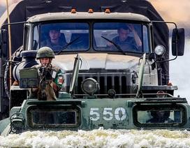 Chiến thắng của công binh Nga tại giải đấu quân sự quốc tế