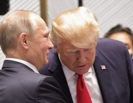 Tài liệu rò rỉ hé lộ đề xuất riêng của Tổng thống Putin với ông Trump