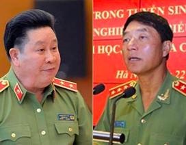 Cách chức Thứ trưởng Bộ Công an với ông Bùi Văn Thành