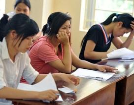 """Phải giữ kỳ thi THPT quốc gia để tránh cán bộ giáo dục """"tra chân vào cùm""""?"""