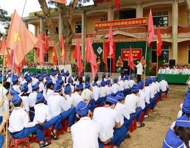 Quảng Trị: Học sinh các cấp sẽ tựu trường vào ngày 20/8