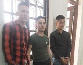 Hai người phụ nữ bị nhóm thanh niên bắt giữ, khống chế vì chưa trả được nợ