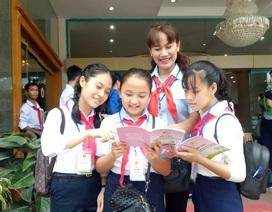 Chỉ huy Đội xuất sắc, học giỏi tiếng Anh nuôi ước mơ trở thành nhà ngoại giao