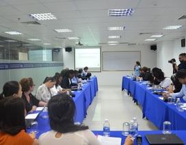 Xét tuyển học bạ chương trình cử nhân quốc tế Quản trị kinh doanh, An ninh mạng