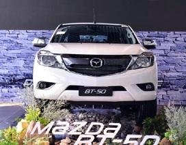 Mazda BT-50 được nhập khẩu trở lại, giá từ 655 triệu đồng