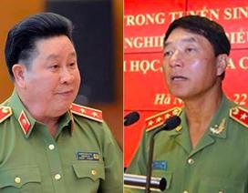 Chủ tịch nước ký quyết định giáng cấp hai tướng công an