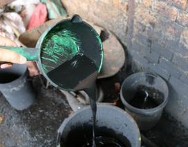 Truy tố 5 đối tượng trong vụ trộn tạp chất cà phê với nước bột pin
