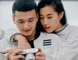 Chia tay Hoàng Oanh, Huỳnh Anh liên tục khoe hạnh phúc bên bạn gái mới