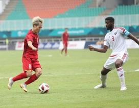 Đội tuyển Olympic Việt Nam từ Asiad hướng về AFF Cup 2018