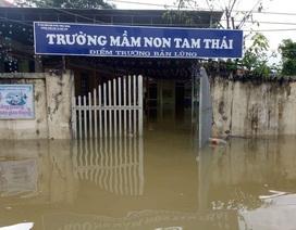 Trước khai giảng: Bộ GD&ĐT gửi công điện khẩn về mưa lũ