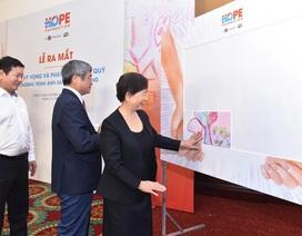 Báo VnExpress ra mắt Quỹ Hy vọng