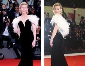 Cate Blanchett trẻ đẹp ngỡ ngàng