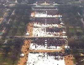 Bí mật chưa từng tiết lộ về bức ảnh trong ngày nhậm chức của ông Trump