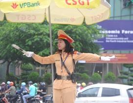 CSGT Hà Nội huy động tối đa lực lượng phục vụ WEF ASEAN 2018
