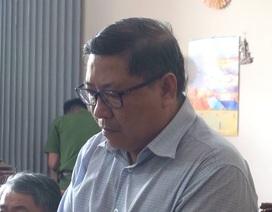 Nguyên Chủ tịch huyện Đông Hòa bị bắt tại nhà riêng