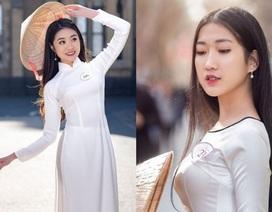Thiếu nữ xinh đẹp đọ sắc tại cuộc thi Hoa khôi du học sinh Việt tại Úc