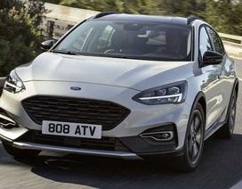 Ford thà bỏ thị trường chứ không lắp ráp Focus tại Mỹ