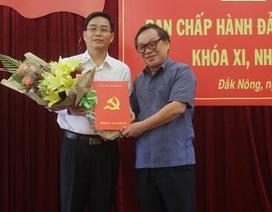 Đắk Nông có thêm một Phó Bí thư Tỉnh ủy