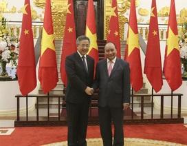 Thủ tướng: Việt Nam coi trọng quan hệ đối tác chiến lược toàn diện với Trung Quốc