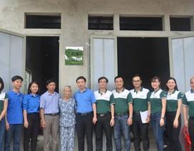Đoàn thanh niên Vietcombank Quảng Bình đã tổ chức Lễ Bàn giao nhà tình nghĩa