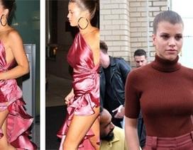 Sofia Richie gợi cảm với váy xẻ bạo