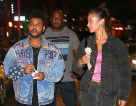 Bella Hadid ra phố cùng bạn trai