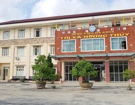 Thai khỏe mạnh, bệnh viện chẩn đoán chết lưu