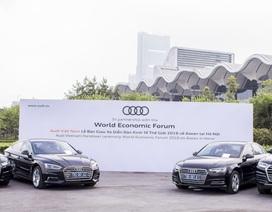 Audi Việt Nam đồng hành cùng Diễn đàn Kinh tế Thế giới về ASEAN (WEF) tại Hà Nội