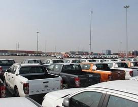 """Xe nhập tháng 9 tăng cực mạnh; Xe Thái, Indonesia """"điều khiển"""" mùa xe cuối năm"""