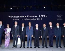 Diễn đàn Kinh tế thế giới về ASEAN: Ngày hội của những ý tưởng sáng tạo