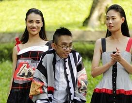 Những ký hoạ đắt giá về Việt Nam xưa được NTK Công Huân đưa vào thời trang
