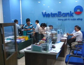Camera an ninh ngân hàng ghi lại diễn biến vụ cướp ở Tiền Giang